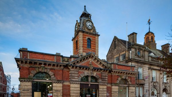 Crewe Market Hall, Cheshire – Cheshire East Council
