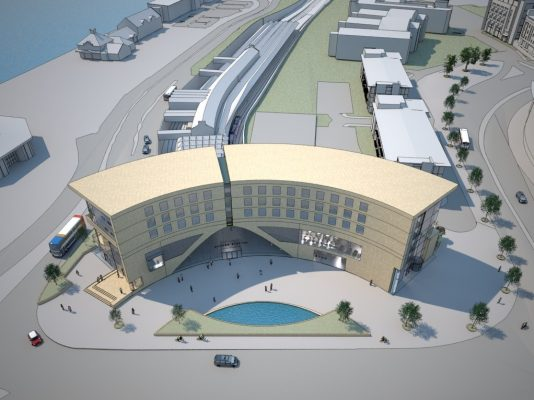 Dundee Station Redevelopment
